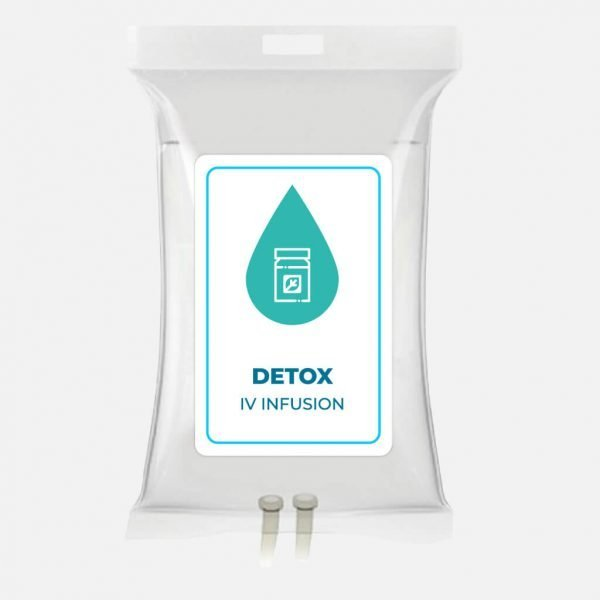 Hangover treatment (detox) by Mobile IV
