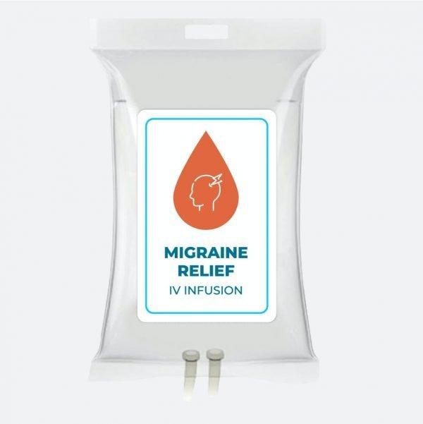 Mobile IV Migraine Relief